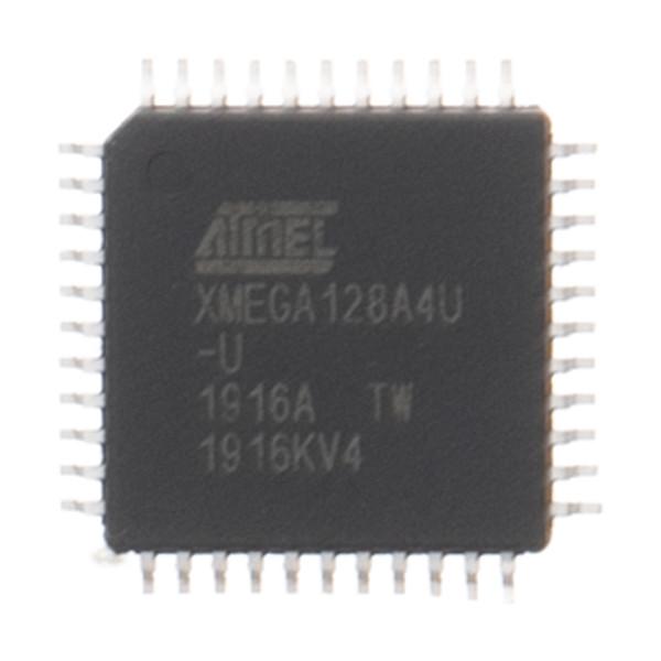 میکروکنترلر اتمل مدل ATXMEGA128A4-AU