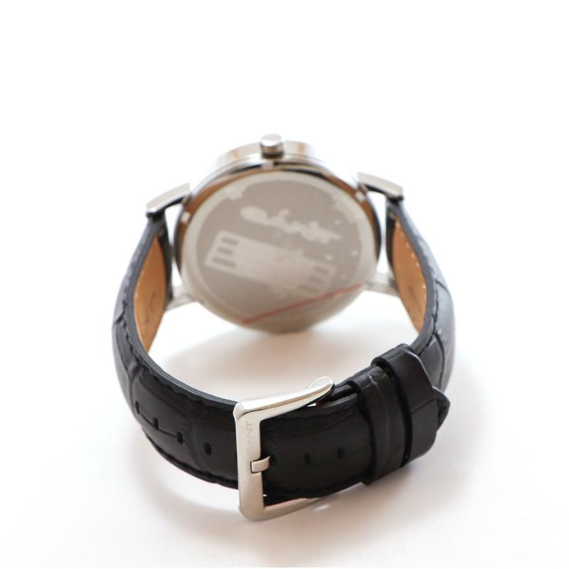 ساعت مچی عقربه ای مردانه گنت مدل GT081005