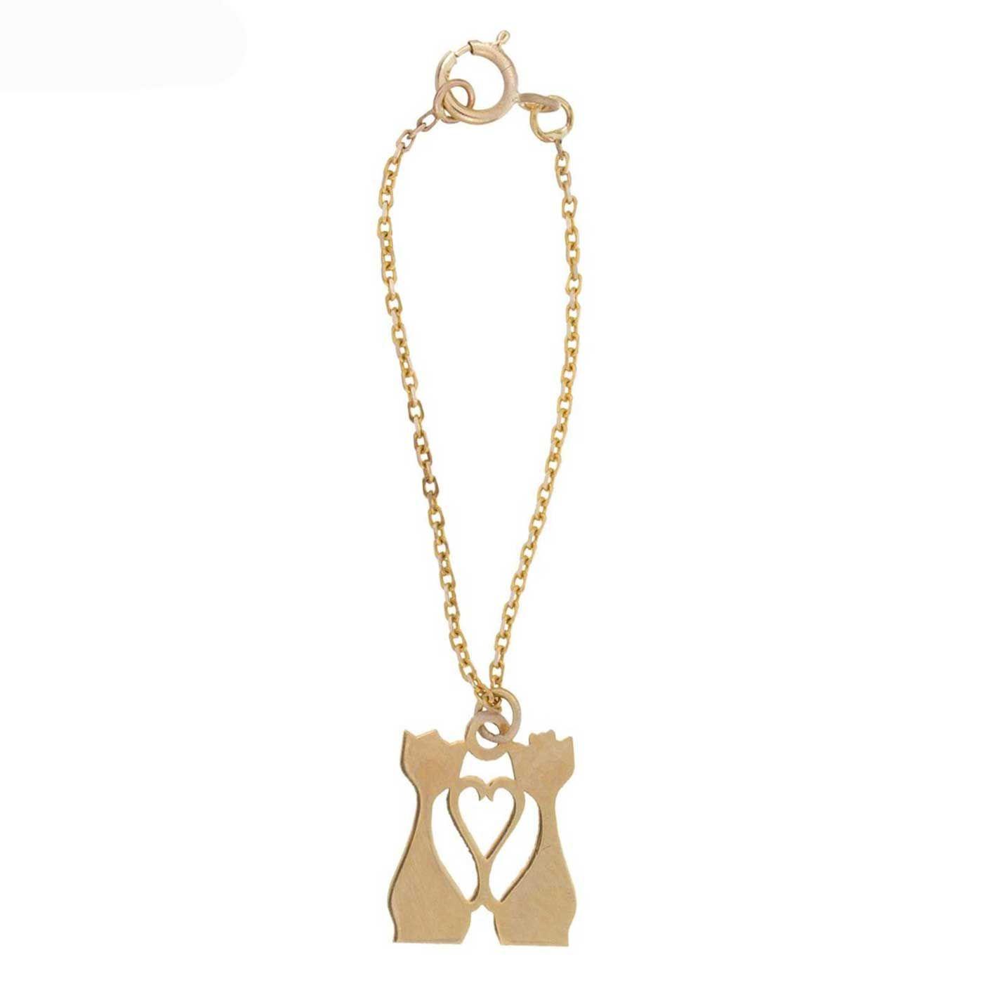 آویز ساعت طلا 18 عیار زنانه کانیار گالری کد AS26 -  - 1