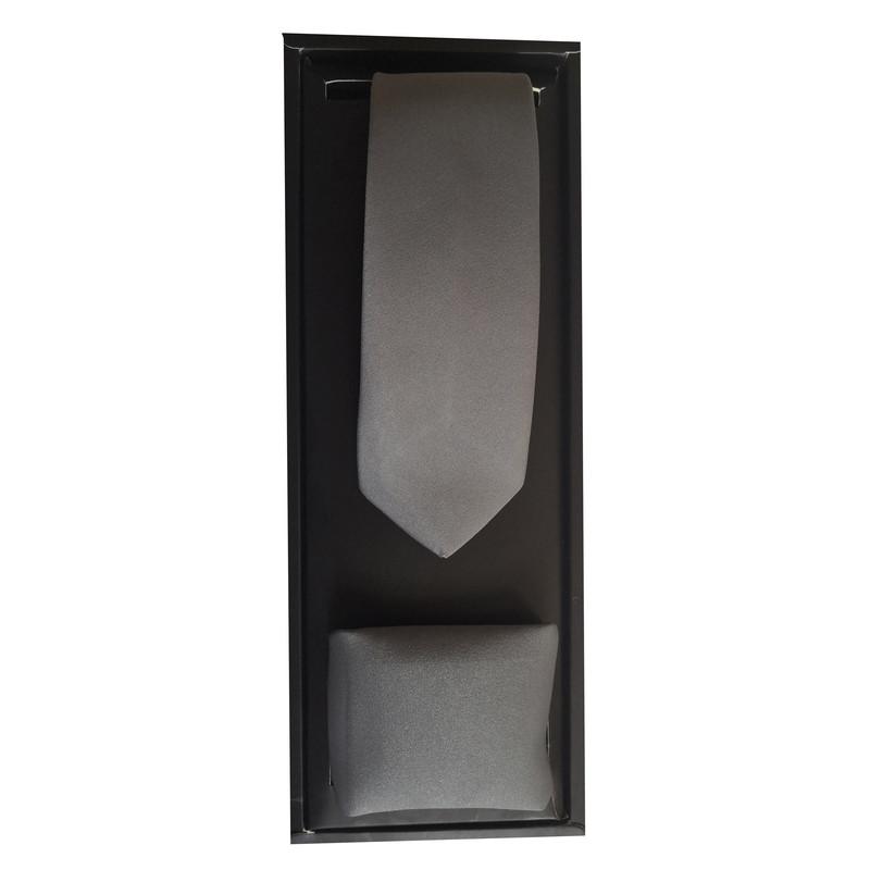 ست کراوات و دستمال جیب مردانه مدل mp 7