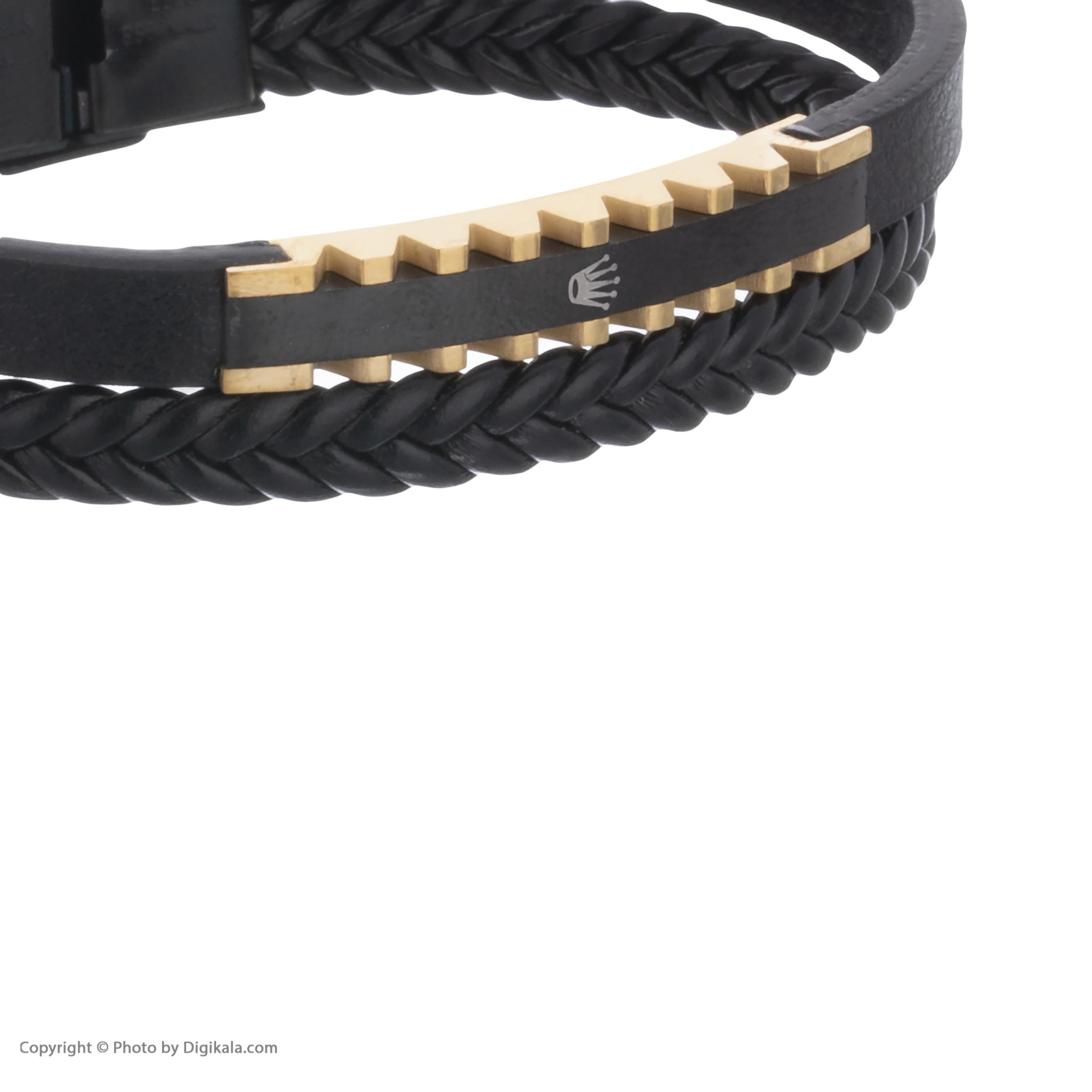 دستبند مردانه کد 02-2 main 1 2