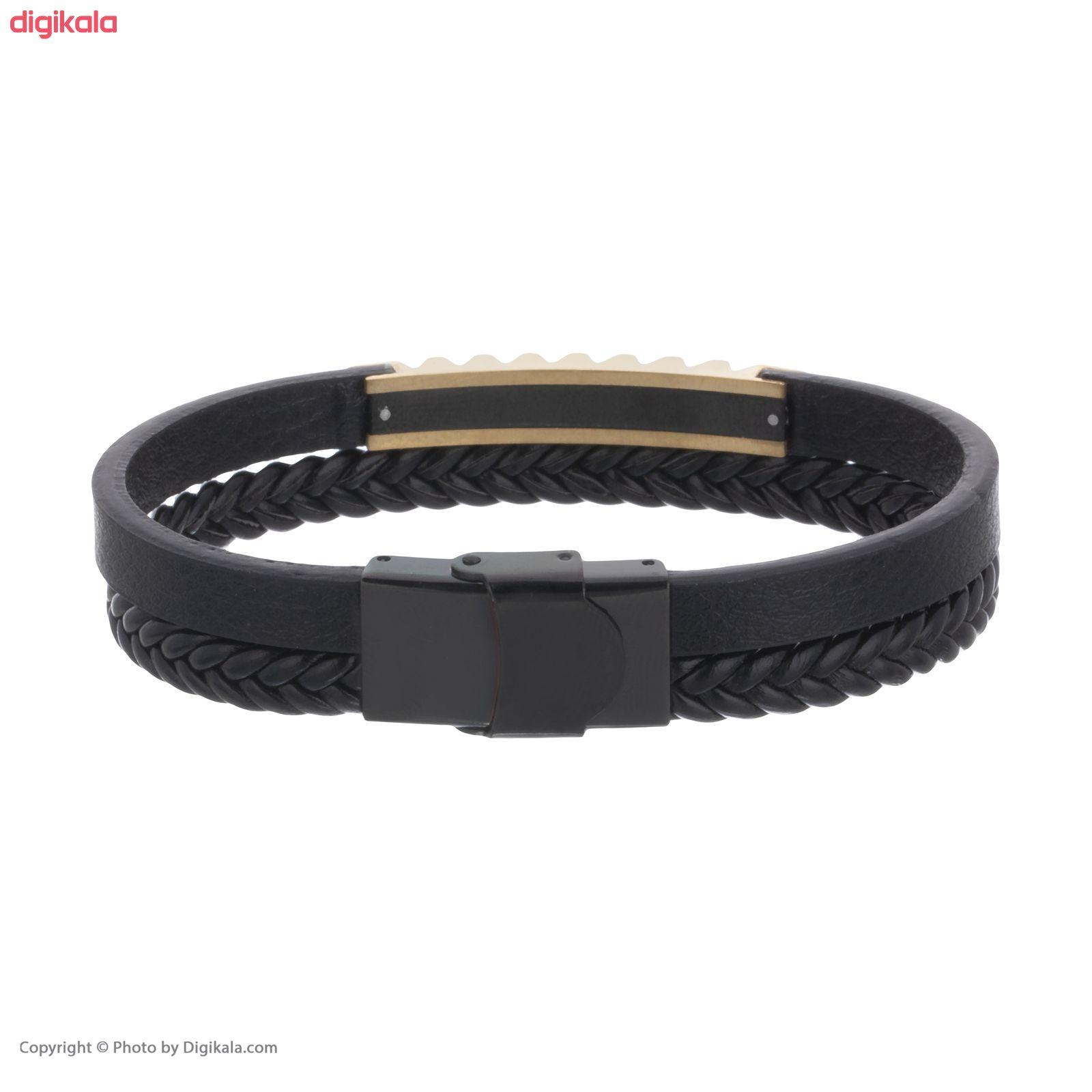 دستبند مردانه کد 02-2 main 1 3