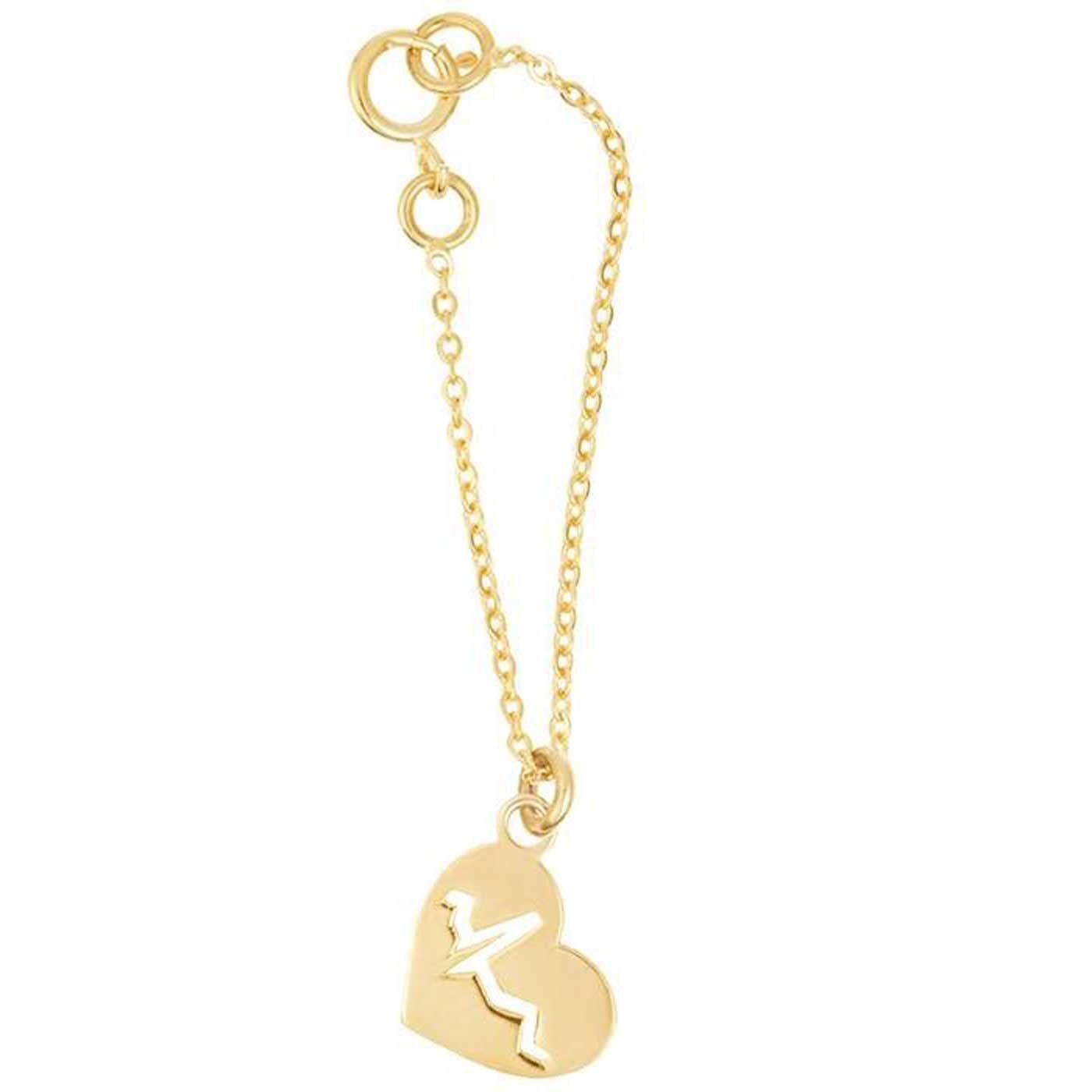 آویز ساعت طلا 18 عیار زنانه کانیار گالری کد AS32 -  - 1