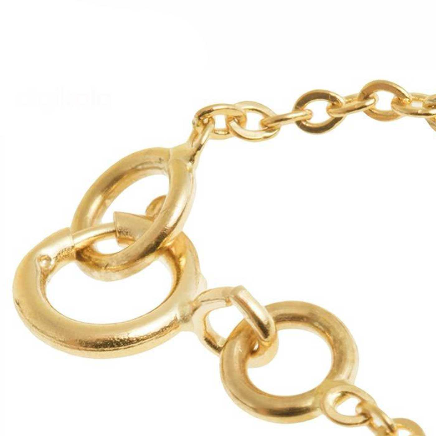 آویز ساعت طلا 18 عیار زنانه کانیار گالری کد AS32 -  - 3