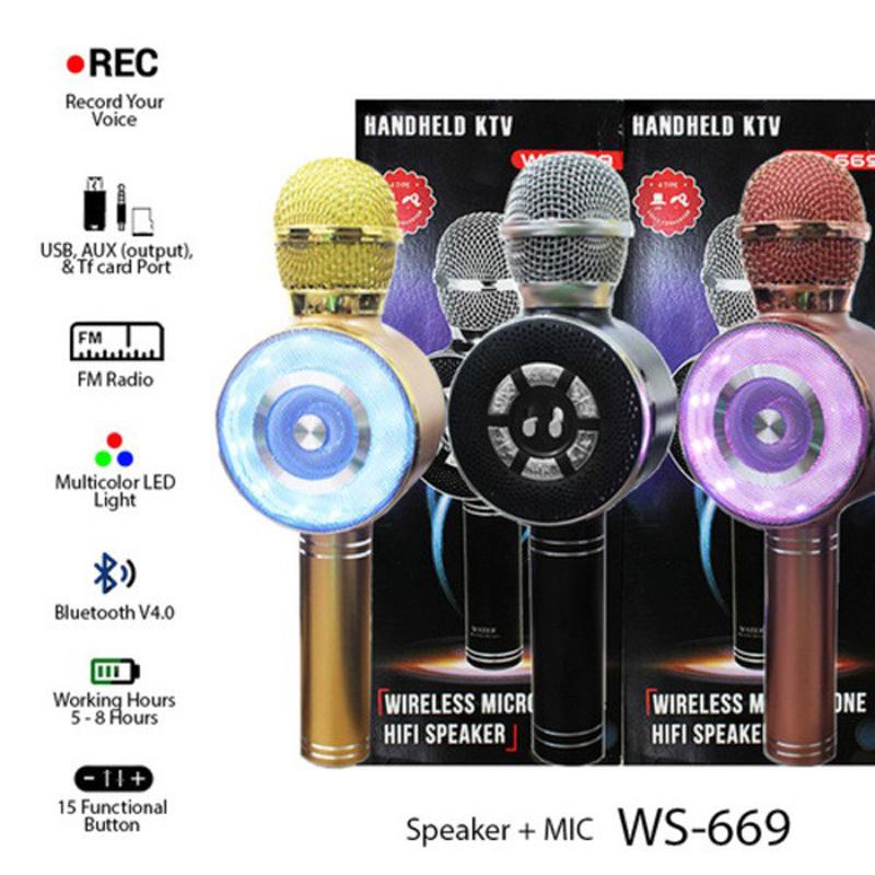 خرید اینترنتی میکروفون مدل ABS KTV اورجینال