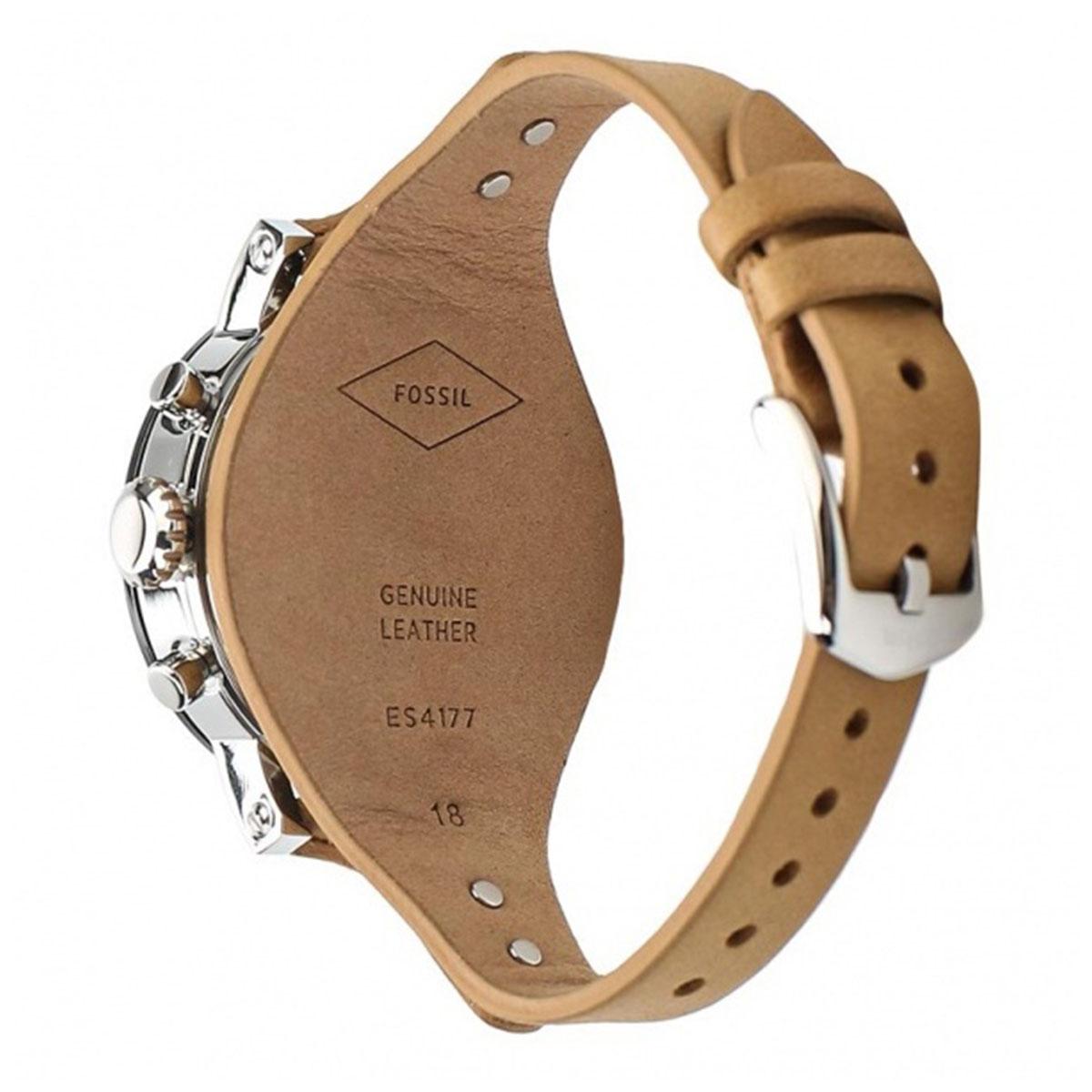 ساعت مچی عقربه ای زنانه فسیل مدل ES4177              ارزان