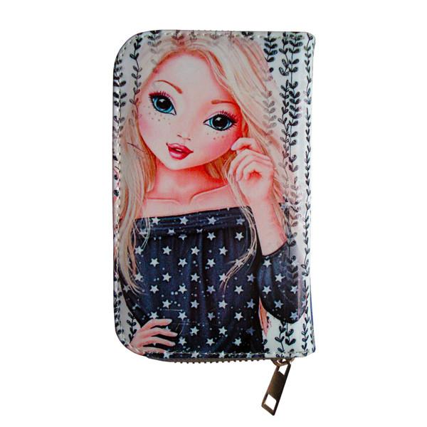 کیف پول دخترانه مدل DMS-016