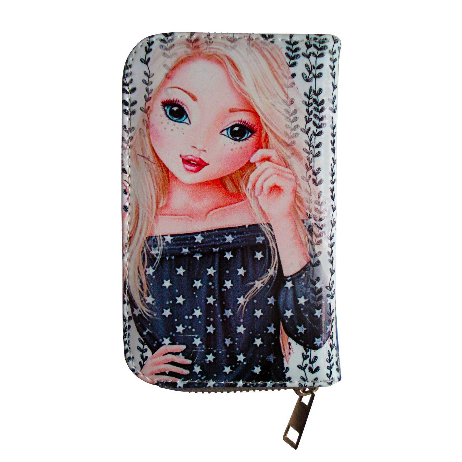 کیف پول دخترانه مدل DMS-016 -  - 2