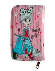 کیف پول دخترانه مدل DMC-024 -  - 1