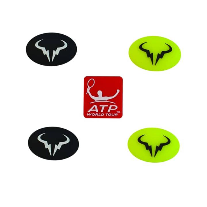 خرید                     ضربه گیر راکت تنیس مدل Nadal مجموعه ۵ عددی