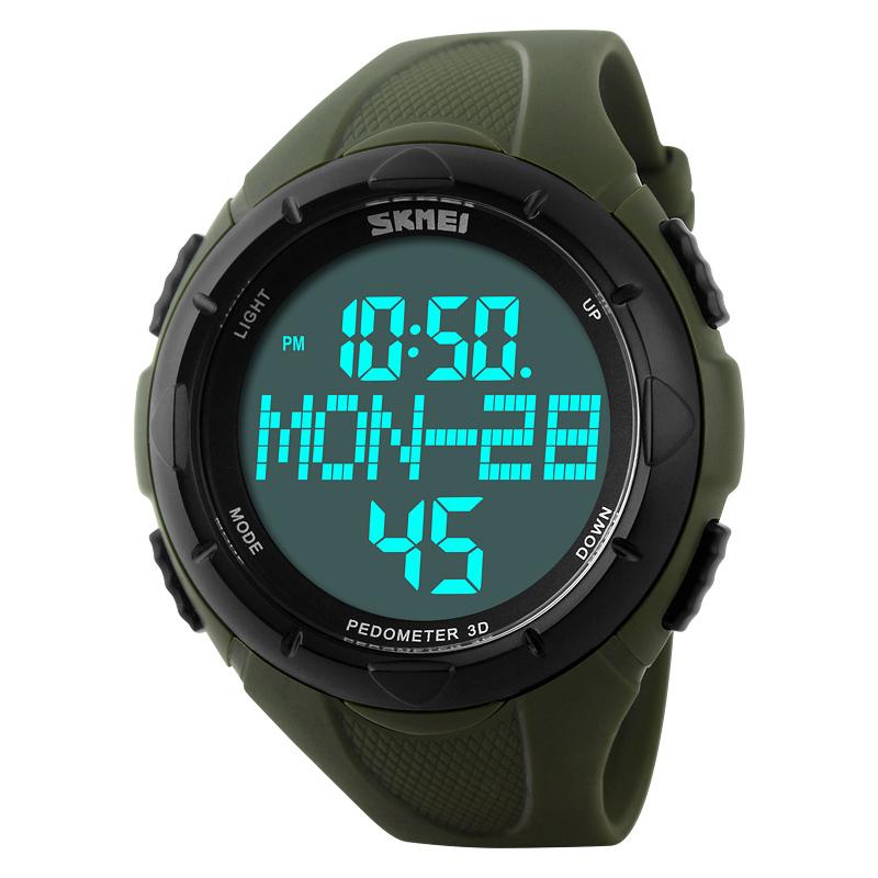 قیمت و خرید                      ساعت مچی دیجیتال مردانه اسکمی مدل 1122m
