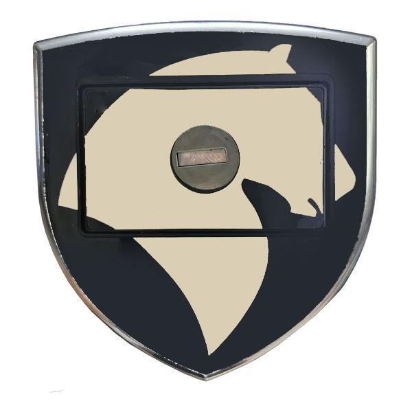 قفل صندوق  مدل 110 مناسب برای سمند