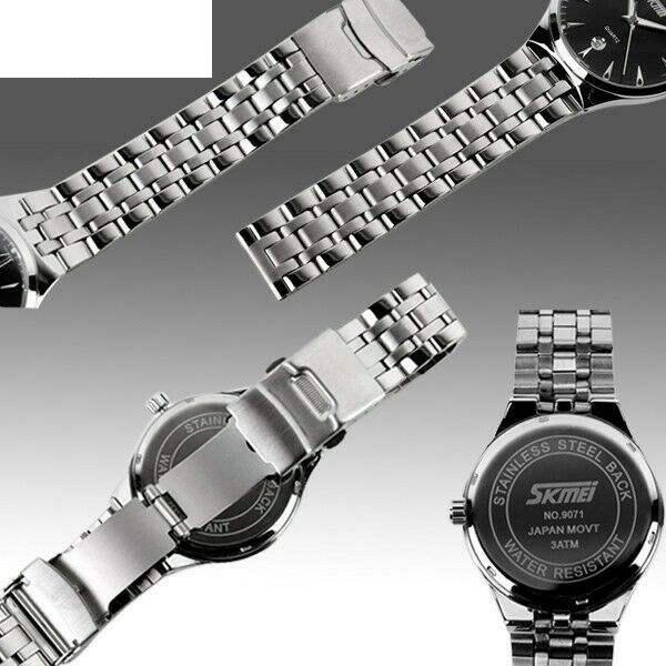 ساعت مچی عقربه ای زنانه اسکمی مدل9071 کد02              ارزان