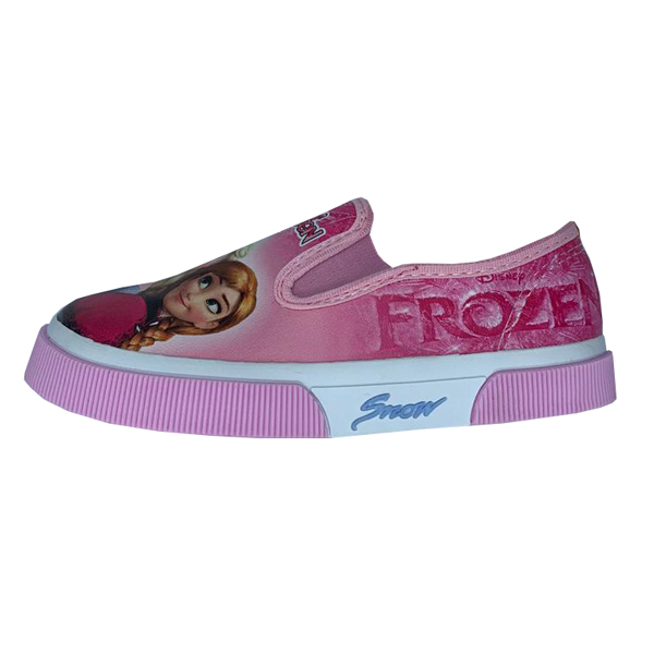 کفش دخترانه رشد طرح فروزن کد 279