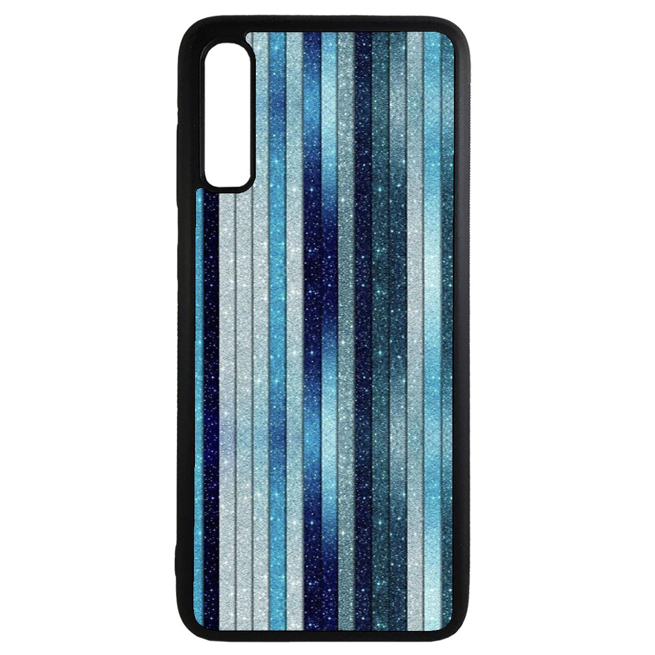 کاور طرح رنگارنگ کد 11050646 مناسب برای گوشی موبایل سامسونگ galaxy a70