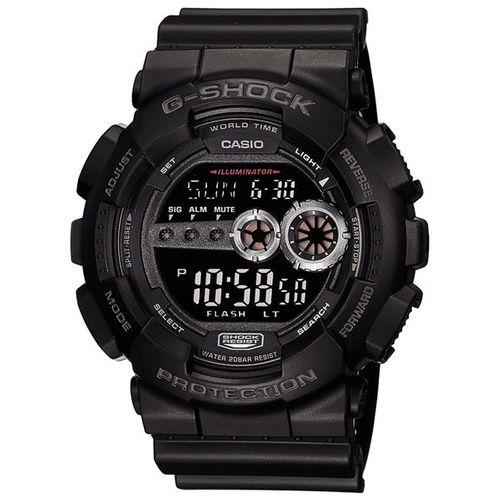 ساعت مچی دیجیتالی مردانه کاسیو جی شاک GD-100-1BDR