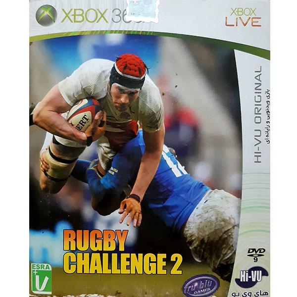 بررسی و {خرید با تخفیف} بازی RUGBY CHALLENGE 2 مخصوص360 XBOX اصل