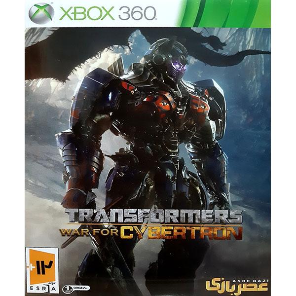بازی TRANSFORMERS مخصوص xbox360