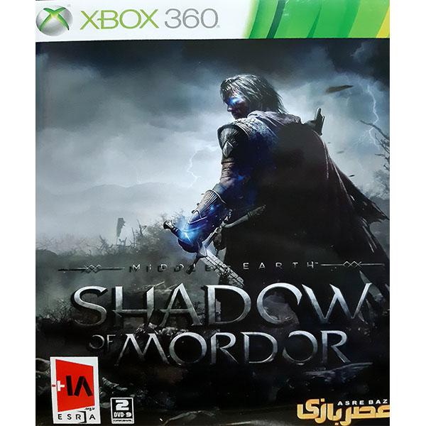 خرید اینترنتی بازی SHADOW OF MORDOR مخصوص xbox360 اورجینال