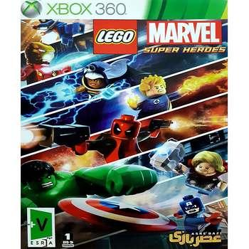 بازیMARVEL SUPER HEROES  مخصوص ایکس باکس 360