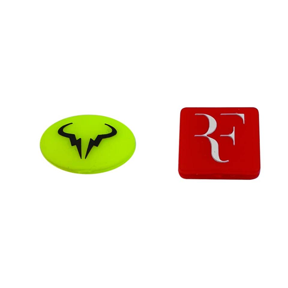 خرید                     ضربه گیر راکت تنیس مدل RF & Nadal مجموعه ۲ عددی