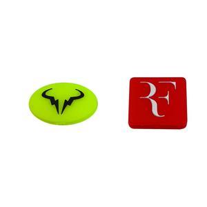 ضربه گیر راکت تنیس مدل RF & Nadal مجموعه ۲ عددی