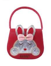کیف دوشی دخترانه طرح خرگوش مدل N1010 -  - 3