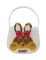کیف دوشی دخترانه طرح خرگوش مدل N1010 -  - 1