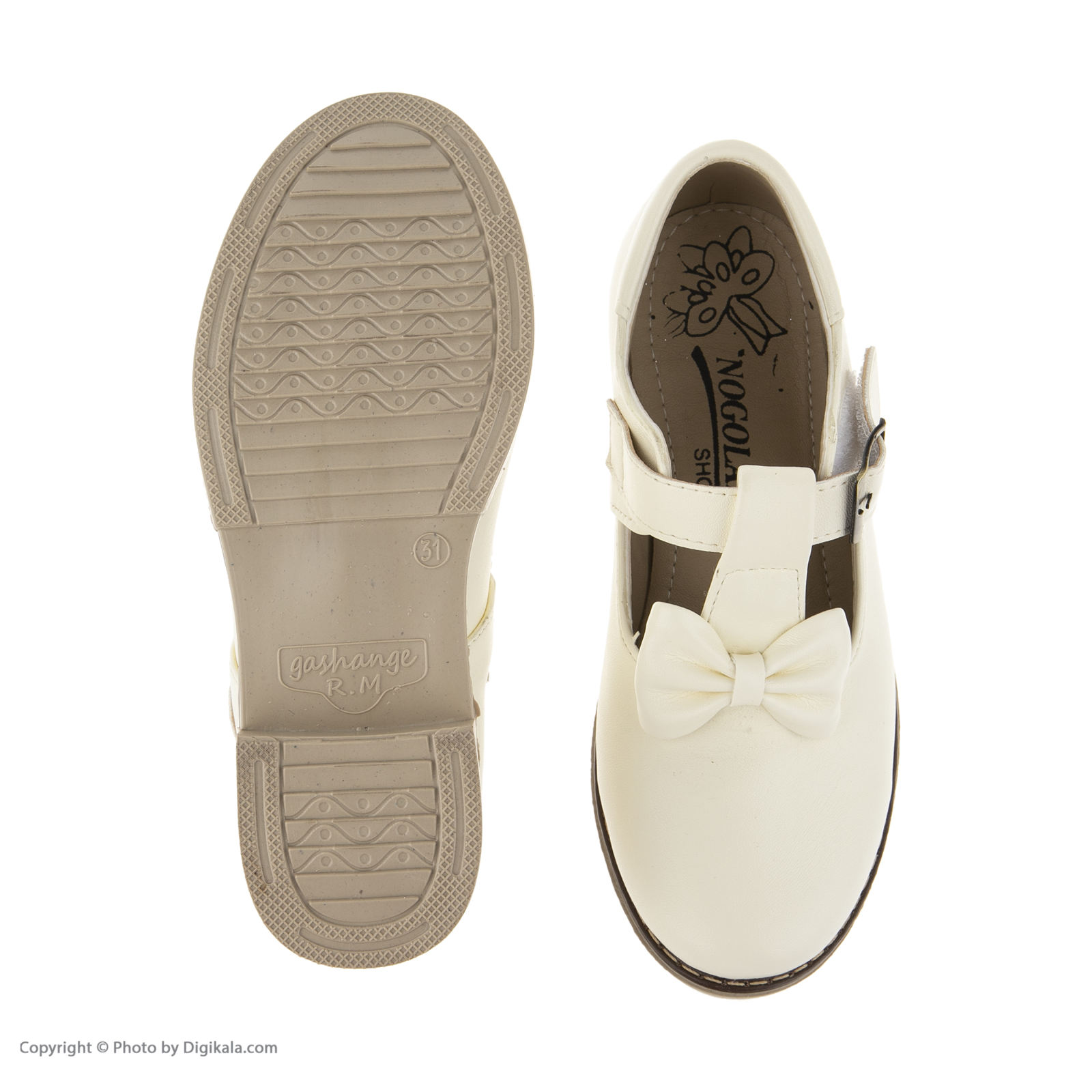 کفش دخترانه کد pa-1034 -  - 6
