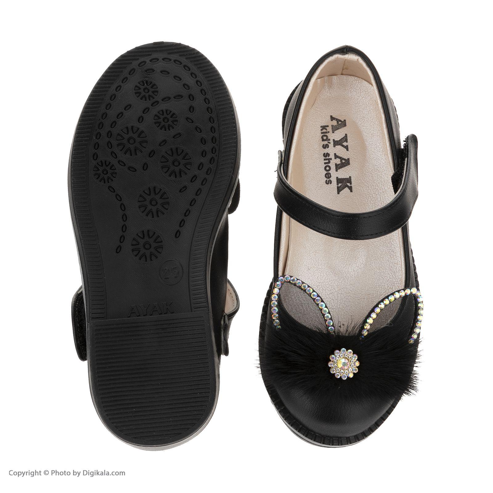 کفش دخترانه کد kh-1035 -  - 6