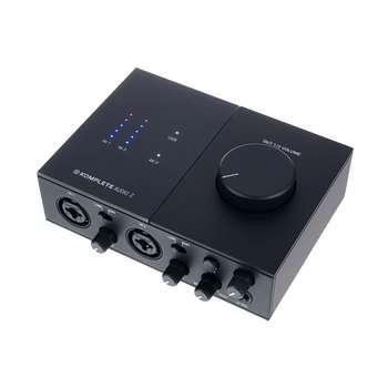 کارت صدا نیتیو اینسترومنت مدل Komplete Audio 2