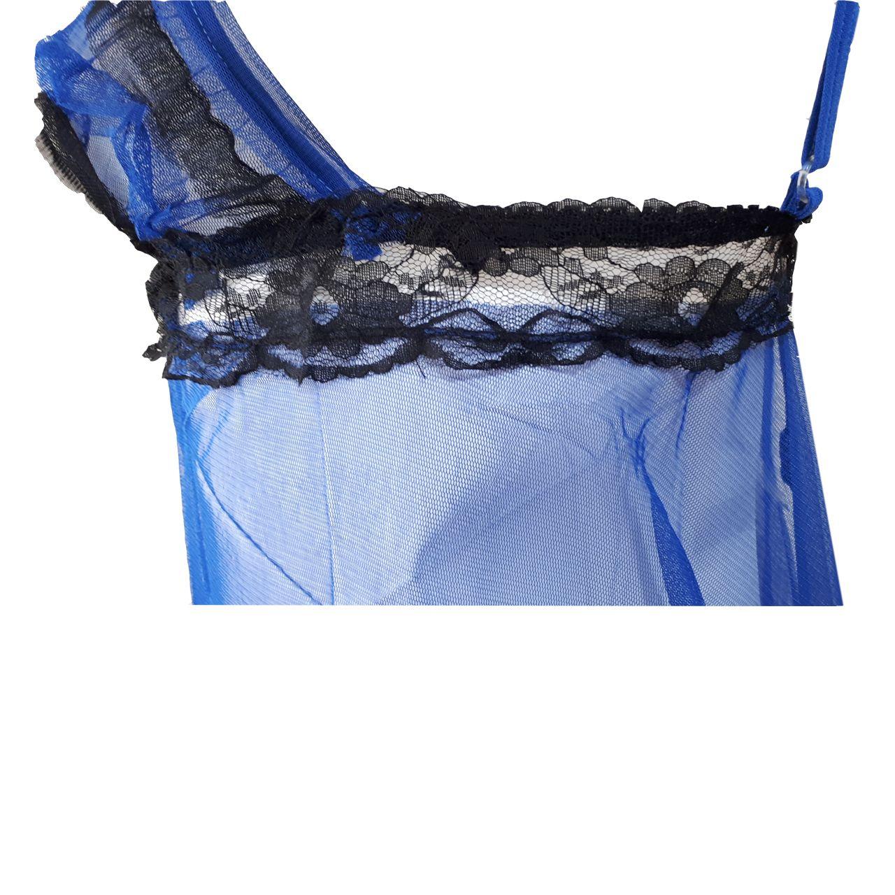 لباس خواب زنانه مدل   AS10 -  - 4