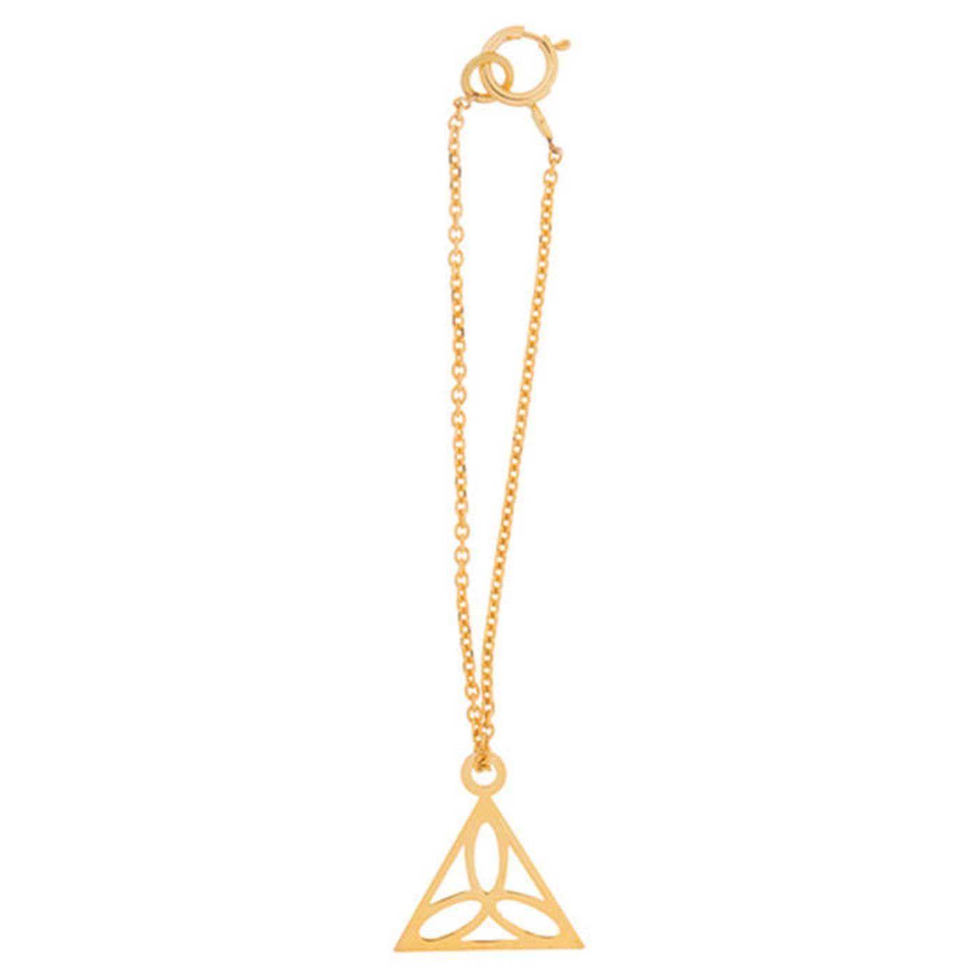 آویز ساعت طلا 18 عیار زنانه کانیار گالری کد AS35 -  - 2