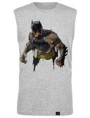 ست تاپ و شلوارک مردانه 27 طرح batman کد H08 -  - 1