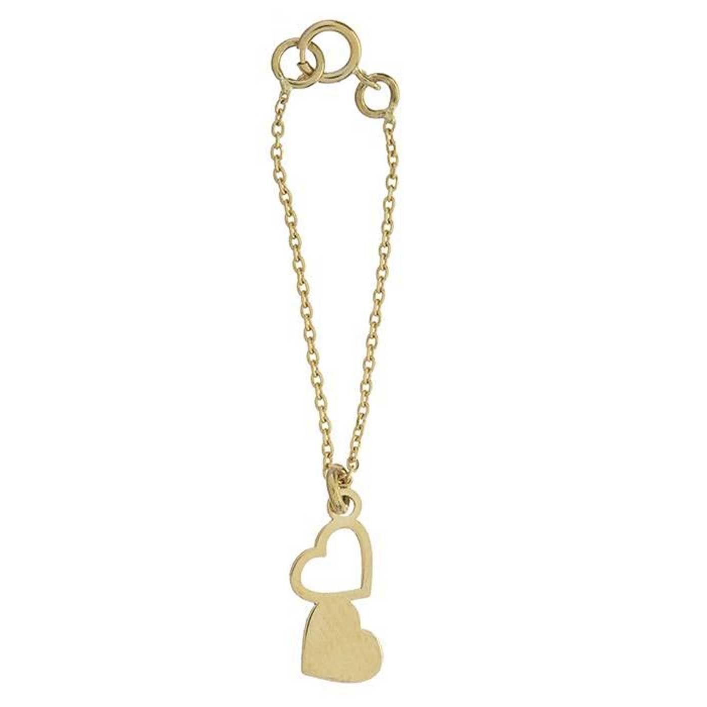 آویز ساعت طلا 18 عیار زنانه کانیار گالری کد AS38 -  - 1