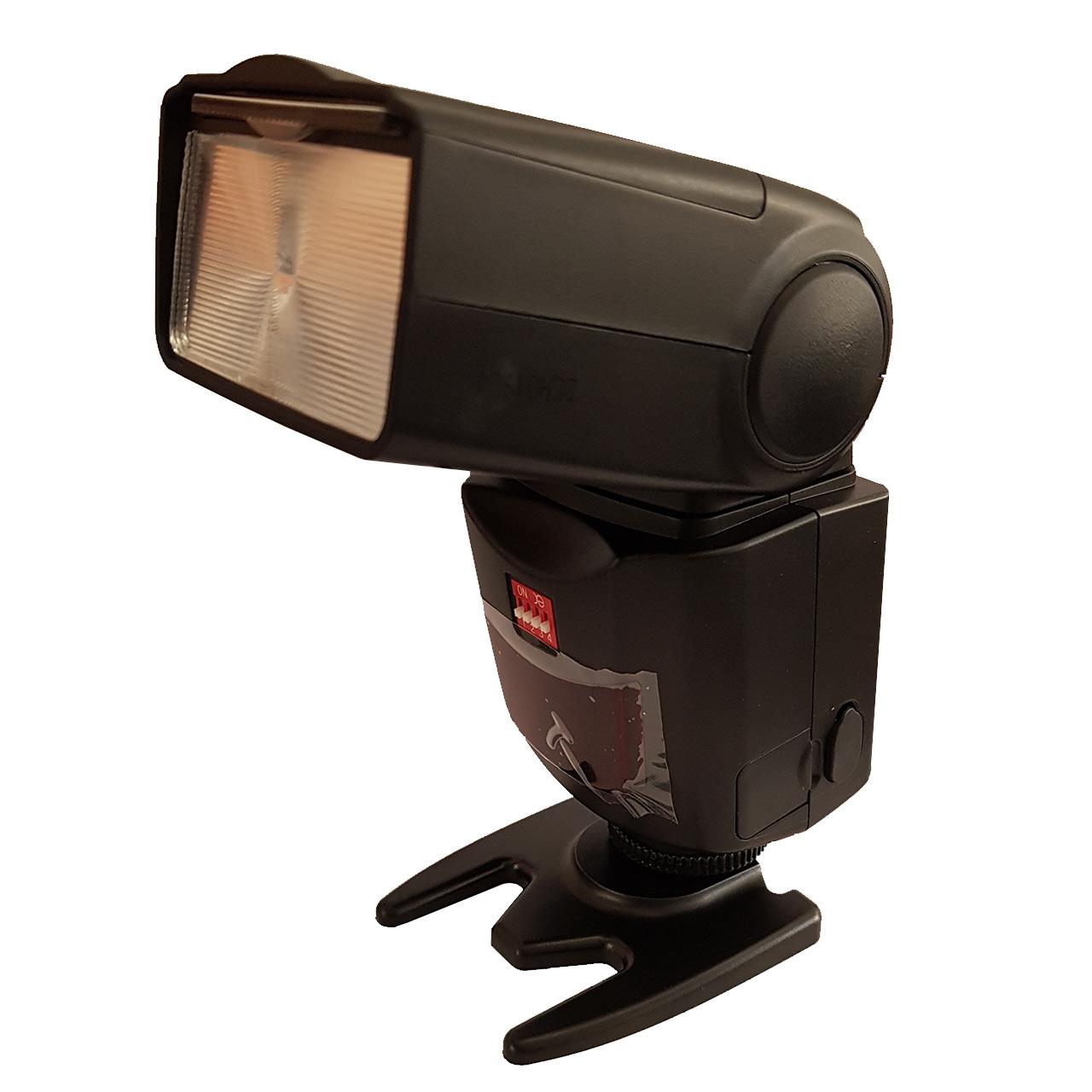 فلاش دوربین دی بی کی مدل DF-403