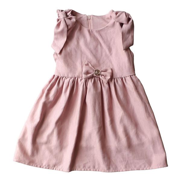 پیراهن نوزادی دخترانه کد V138