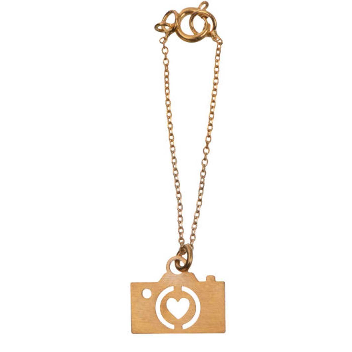 آویز ساعت طلا 18 عیار زنانه کانیار گالری کد AS66 -  - 3