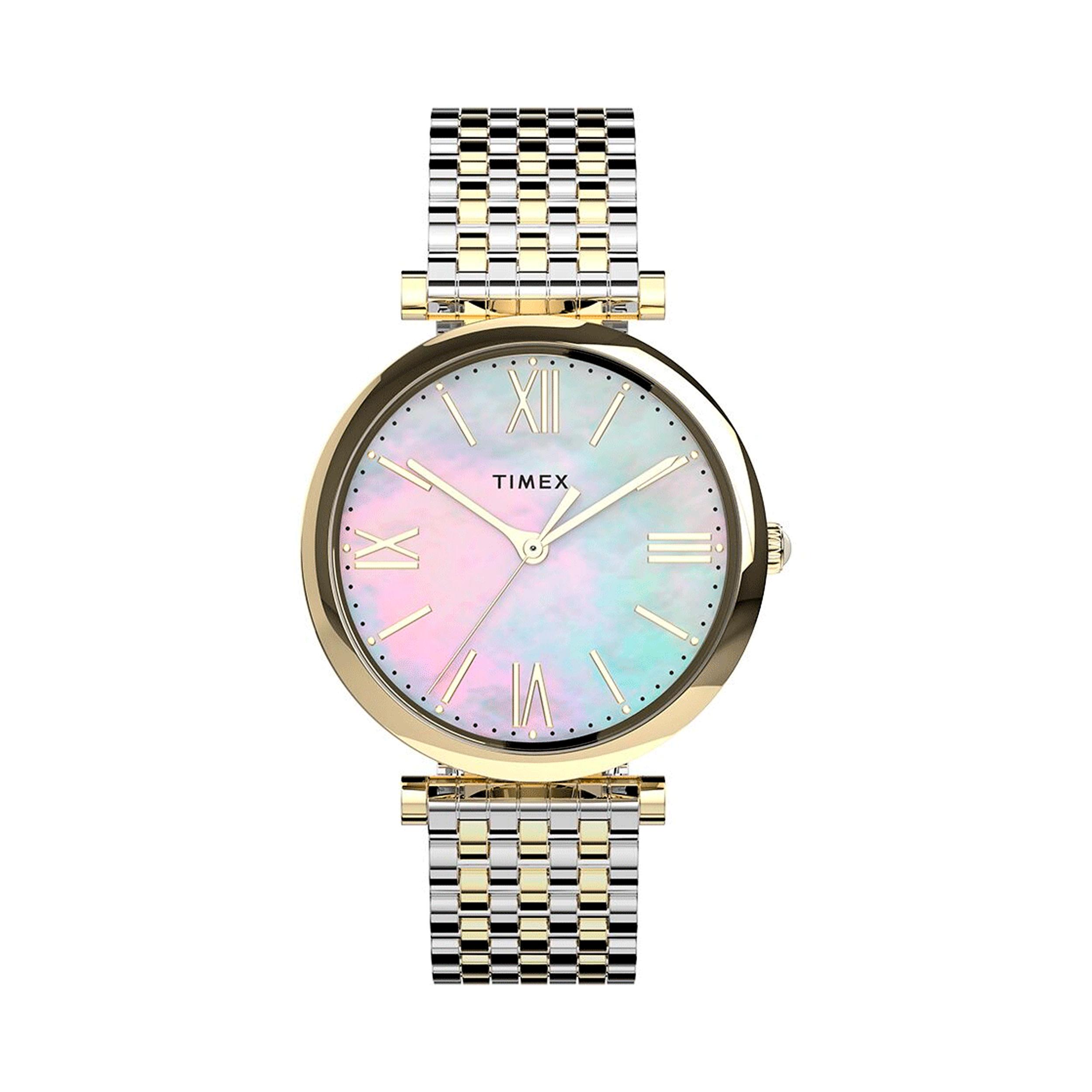 ساعت مچی عقربه ای زنانه تایمکس مدل TW2T79400