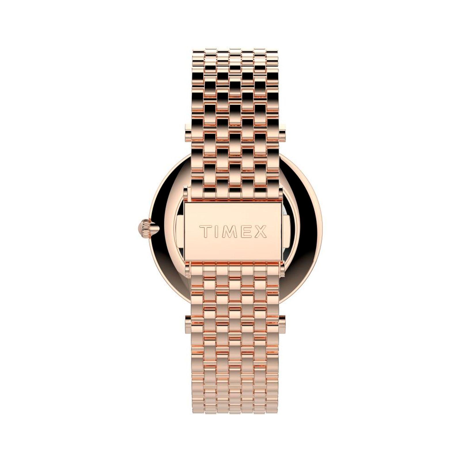 ساعت مچی عقربه ای زنانه تایمکس مدل TW2T79200 -  - 2