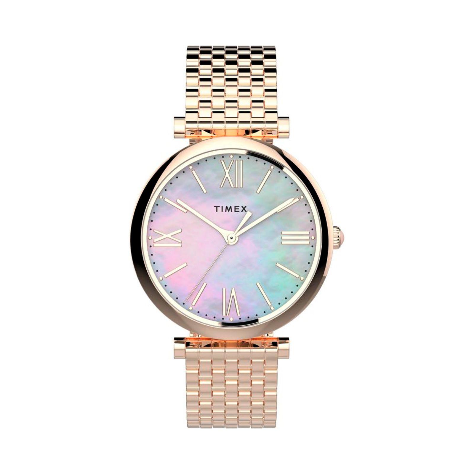 ساعت مچی عقربه ای زنانه تایمکس مدل TW2T79200 -  - 1