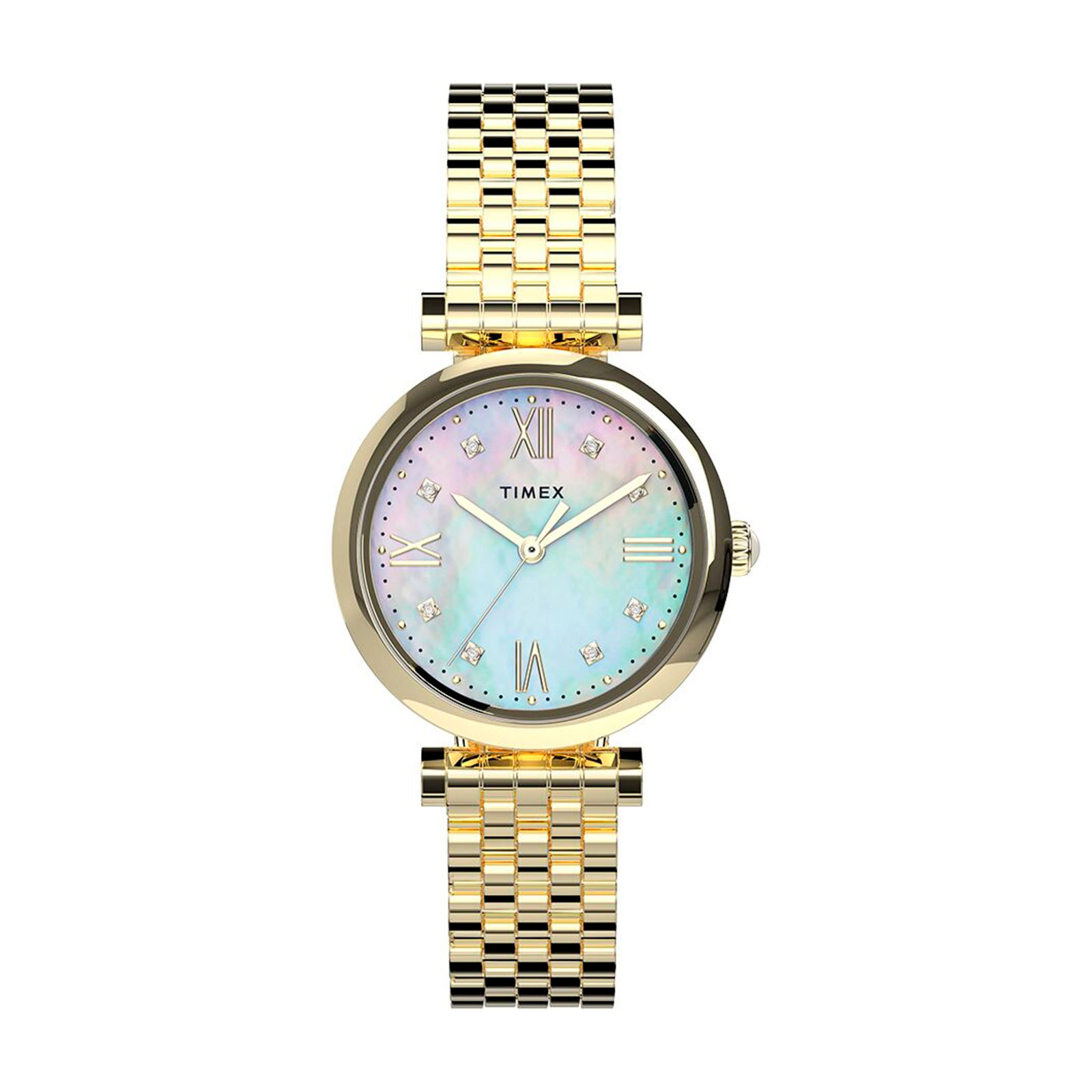 ساعت مچی عقربه ای زنانه تایمکس مدل TW2T78900 -  - 1