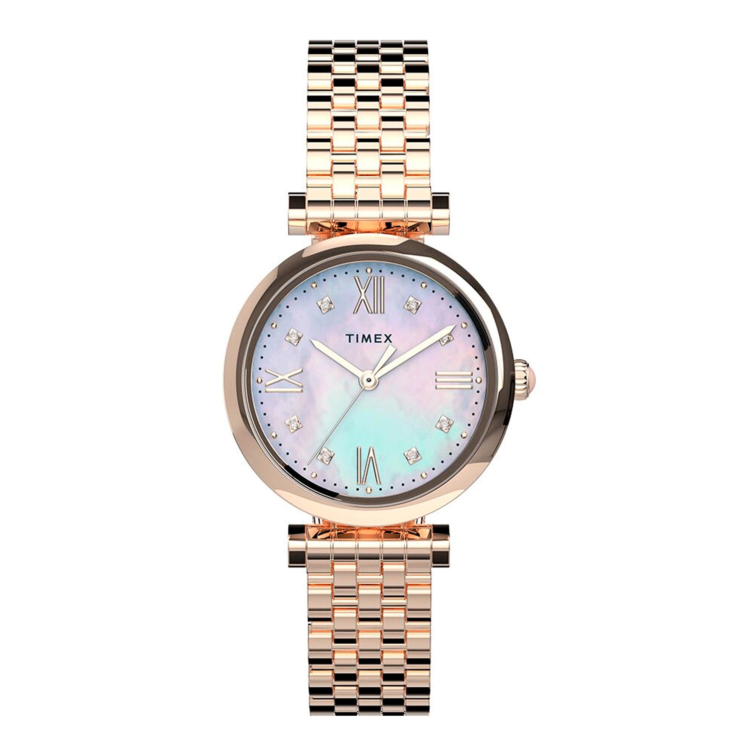 ساعت مچی عقربه ای زنانه تایمکس مدل TW2T78800
