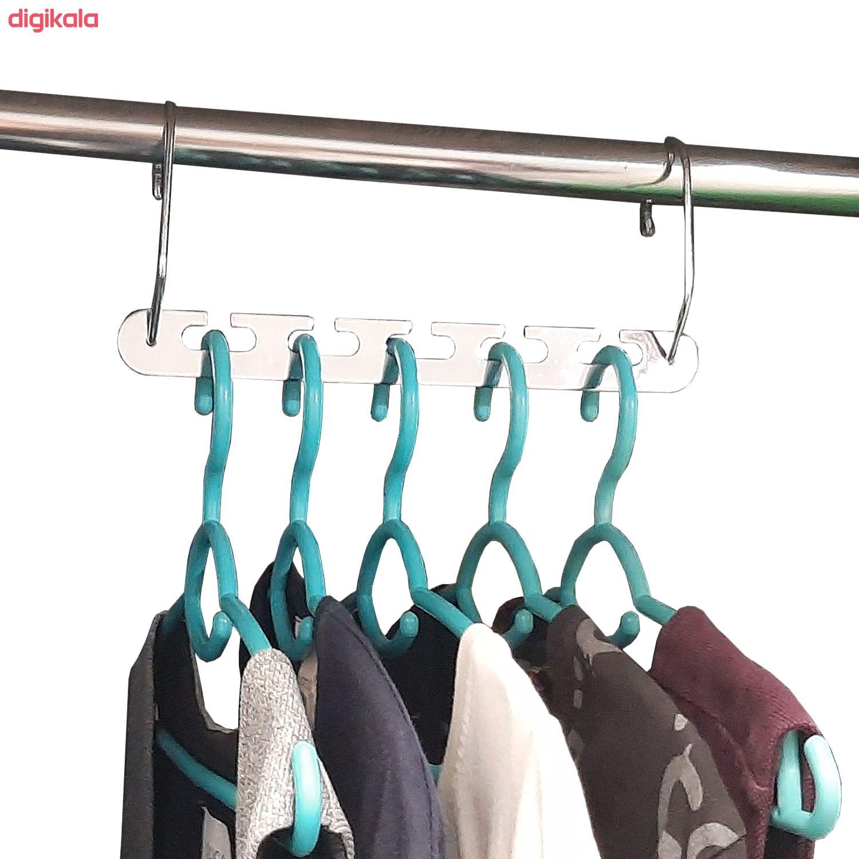 آویز لباس مدل واندر بسته 5 عددی main 1 1