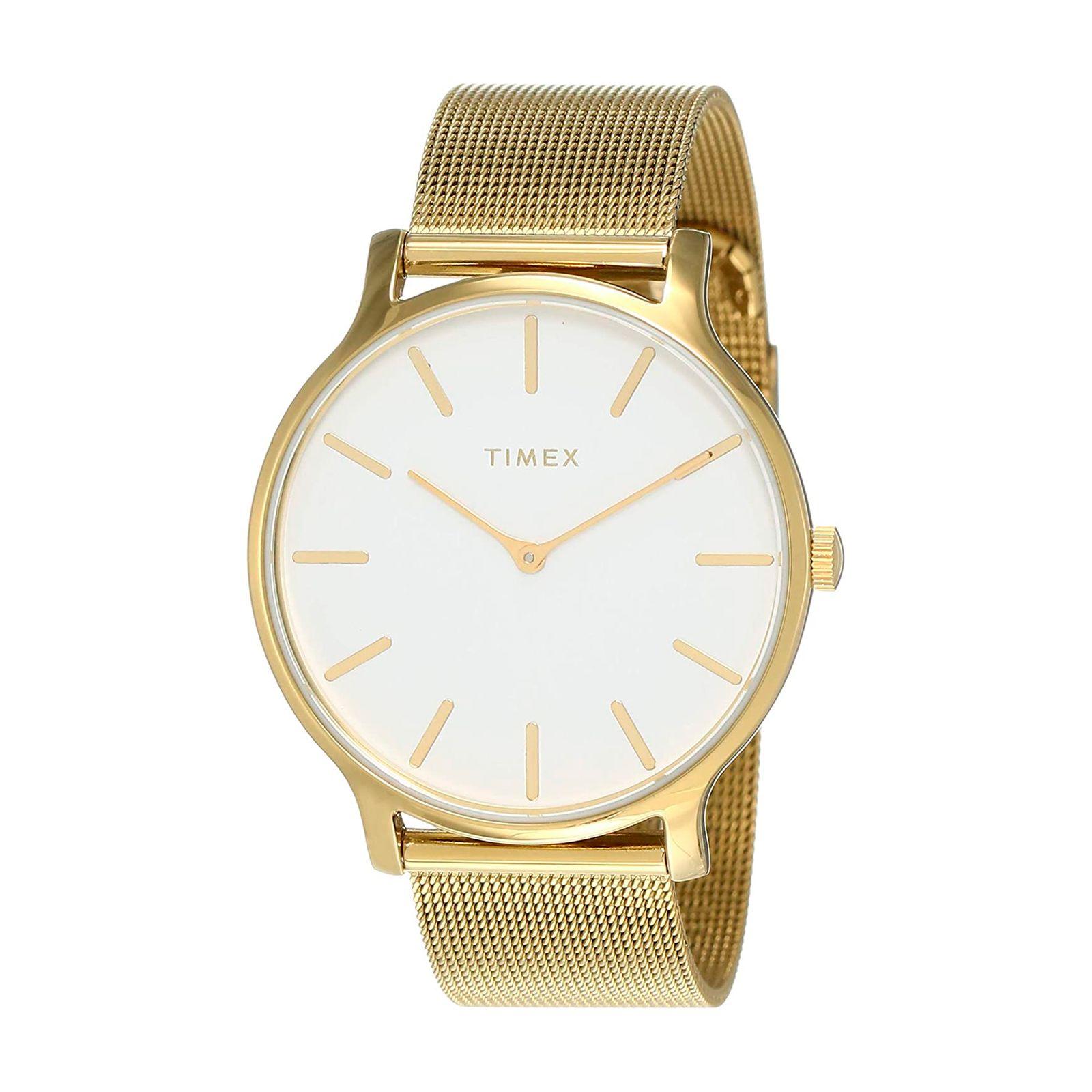 ساعت مچی عقربه ای زنانه تایمکس مدل TW2T74100 -  - 2