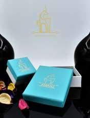 دستبند طلا 18 عیار زنانه آمانژ طرح قلب کد 972D8905 -  - 2