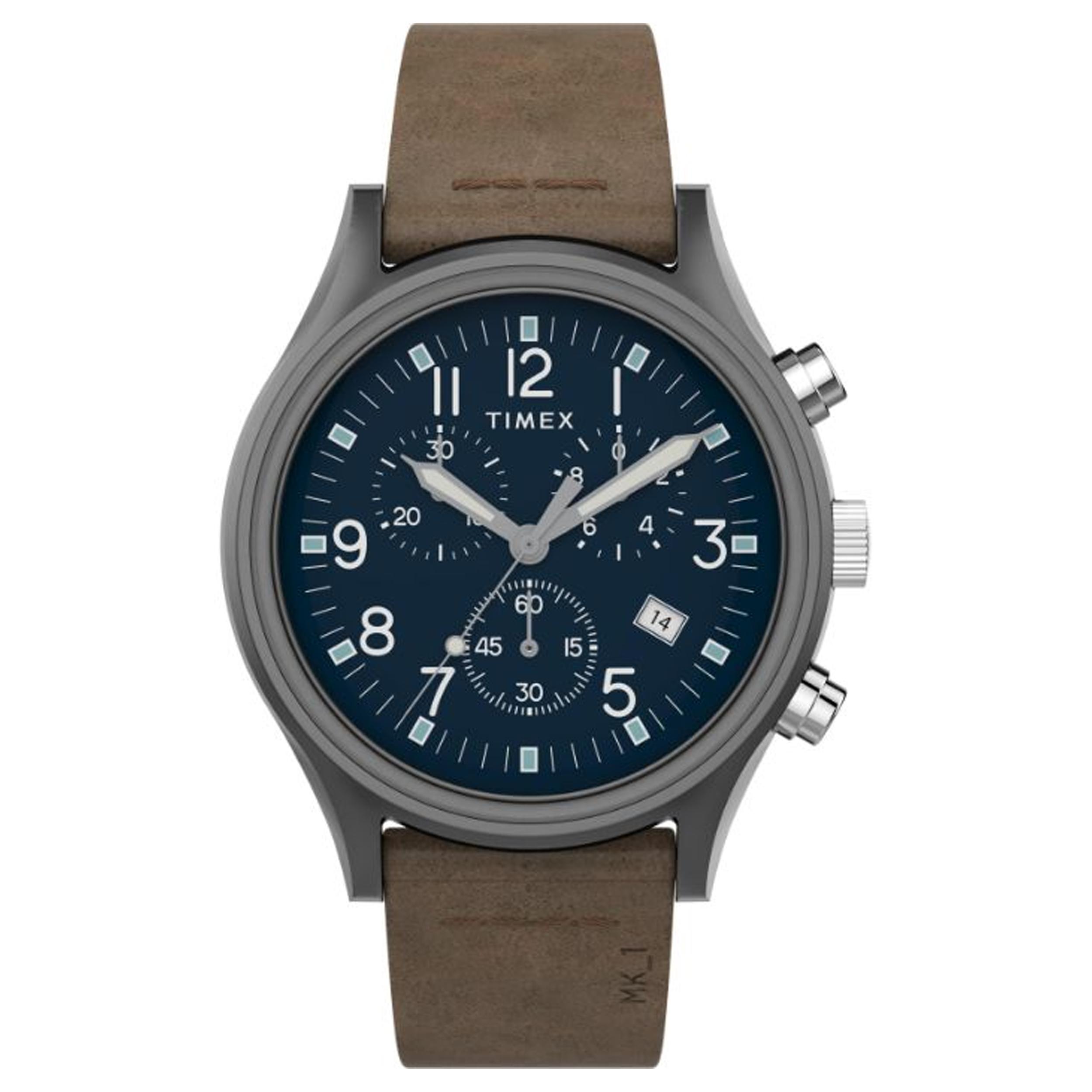 ساعت مچی عقربه ای مردانه تایمکس مدل TW2T68000