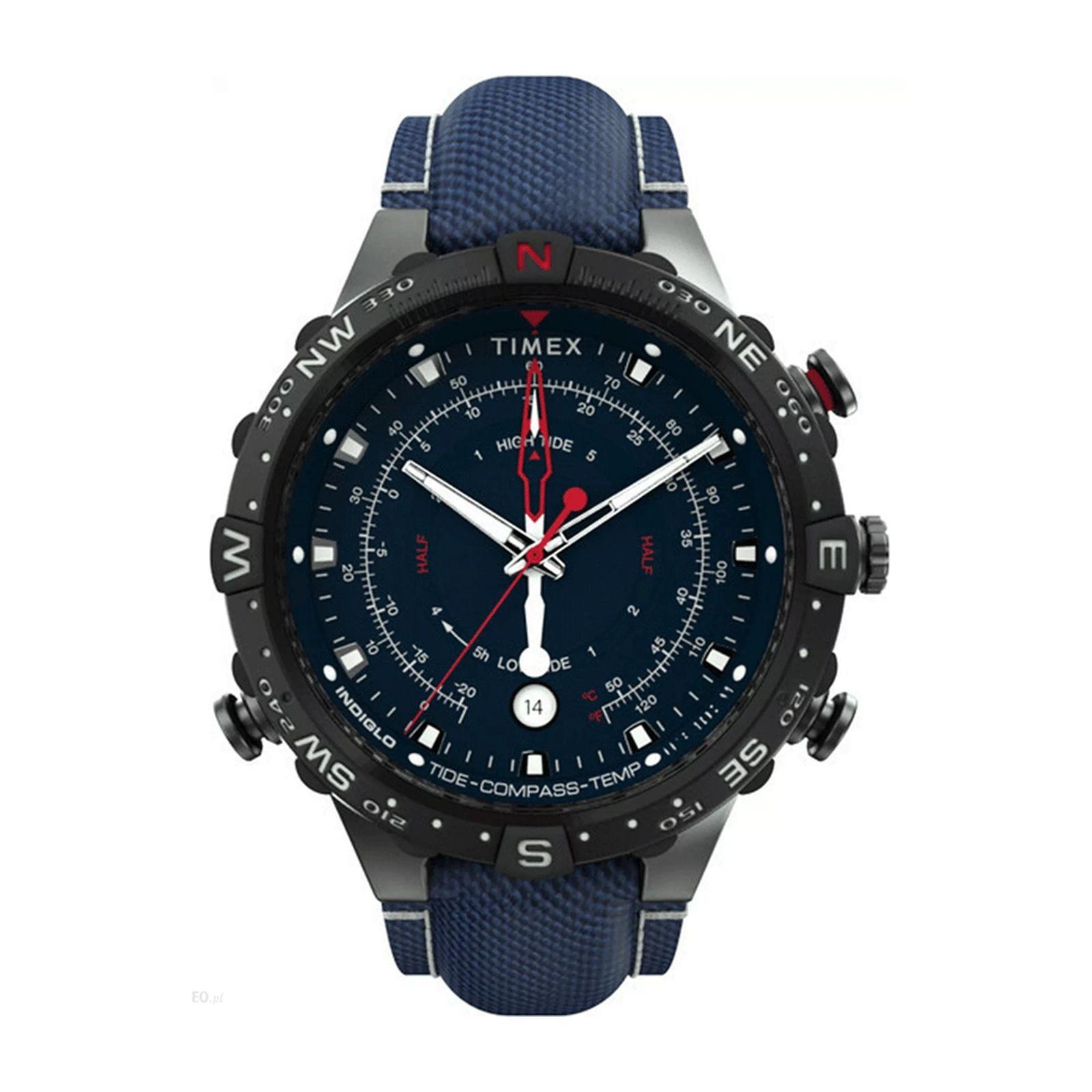ساعت مچی عقربه ای مردانه تایمکس مدل TW2T76300 -  - 1