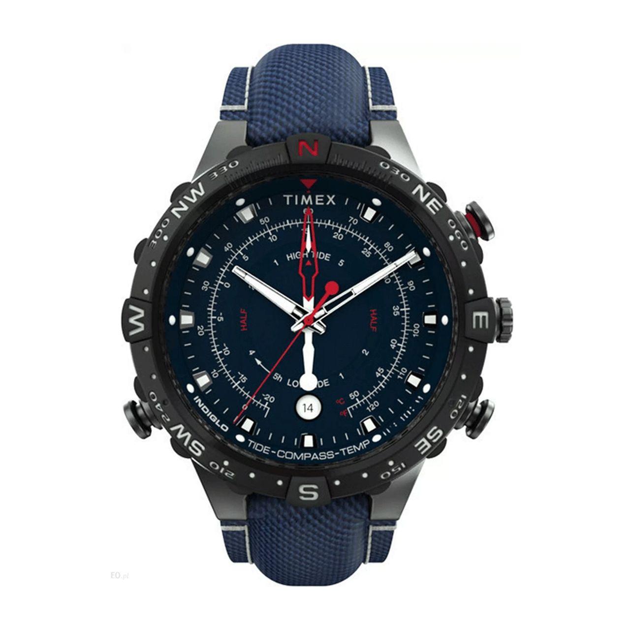 ساعت مچی عقربه ای مردانه تایمکس مدل TW2T76300