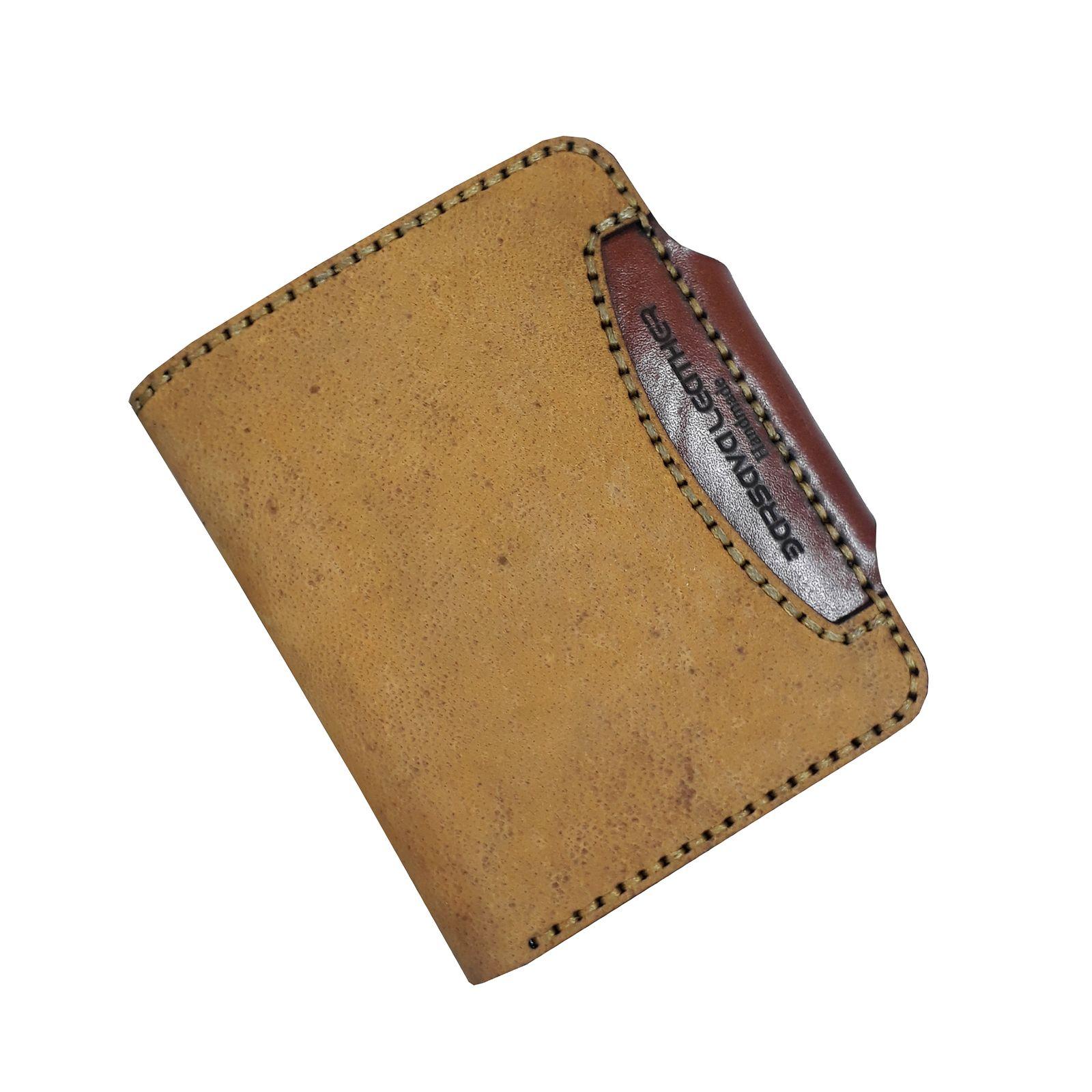 کیف پول مردانه چرم بارثاوا کد 1510 -  - 5